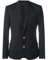 Dolce & Gabbana - Classic Blazer - Lyst
