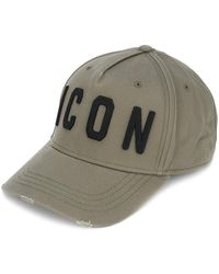 DSquared² | Icon Baseball Cap | Lyst