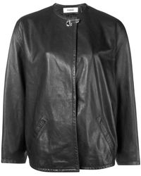 Chalayan - Concealed Front Jacket - Lyst