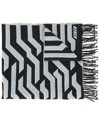 KENZO | Striped Scarf | Lyst