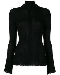 Nude - Ribbed Knit Jumper - Lyst