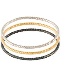Wouters & Hendrix - 'my Favourite' Set Of Three Rings - Lyst