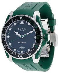 Gucci - Orologio ' Dive' - Lyst