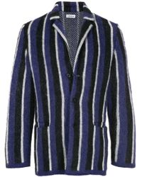 Coohem - Striped Blazer - Lyst