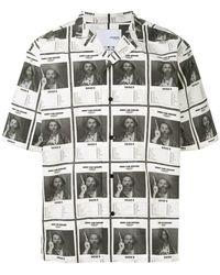 Yoshiokubo Wanted Aloha Shirt