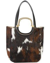 10 Crosby Derek Lam - Large Furry Tote Bag - Lyst
