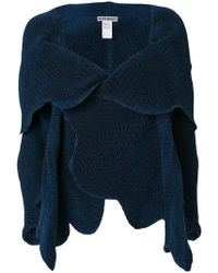 Issey Miyake - Blend Wool Jacket - Lyst