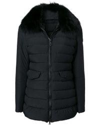 Peuterey - Padded Fur Coat - Lyst