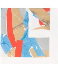 Ports 1961 - Abstract Print Scarf - Lyst