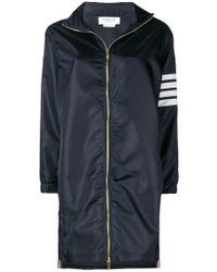 Thom Browne - 4-bar Flyweight Hooded Parka - Lyst