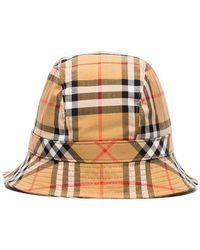 c050f2caa6ddb Lyst - Sombreros y gorros Burberry de hombre desde 54 €