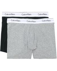 CALVIN KLEIN 205W39NYC - Two Pack Logo Boxers - Lyst
