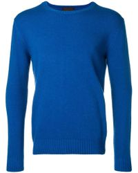 Altea - Slim Fit Jumper - Lyst