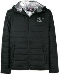 Philipp Plein - Padded Hooded Jacket - Lyst