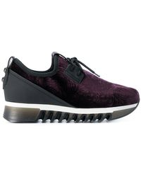 Alexander Smith - Ridged Sole Sneakers - Lyst