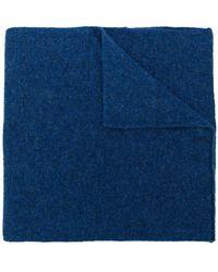 Dell'Oglio - Fine Knit Scarf - Lyst