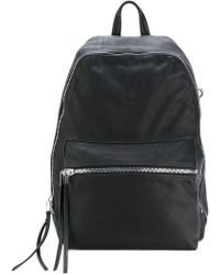 Rick Owens - Zipped Backpack - Lyst