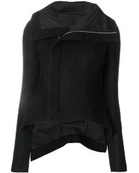 Rick Owens - Cropped Jacket - Lyst