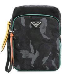 Prada - Vertical Wash Bag - Lyst