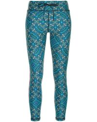 The Upside - Aztec Print Performance leggings - Lyst