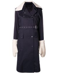 Eudon Choi - Mitchell Trench Coat - Lyst