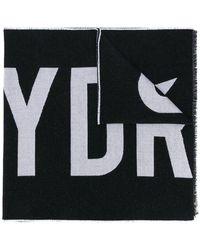 Hydrogen - Logo Scarf - Lyst