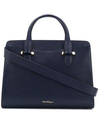 Ferragamo - Medium Today Bag - Lyst