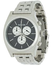 Nixon - Classic Black Sunray Watch - Lyst