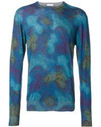Etro - Tie-dye Sweater - Lyst
