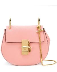 Chloé - Mini Drew Shoulder Bag - Lyst