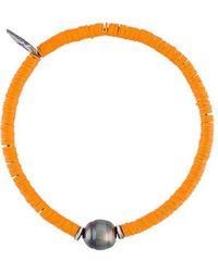 M. Cohen - Armband mit Perle - Lyst