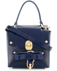 Niels Peeraer - Small Bow Buckle 3pm Tote - Lyst
