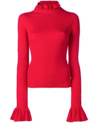 Preen By Thornton Bregazzi - Amanda Sweater - Lyst
