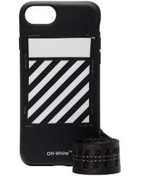 Off-White c/o Virgil Abloh - Funda para iPhone 8 - Lyst