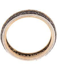 Loree Rodkin - 18kt Gold Diamond Eternity Ring - Lyst