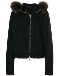 Andrea Ya'aqov - Oversized Fur Jacket - Lyst