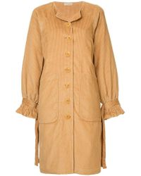 Ulla Johnson - Ribbed Detail Jacket - Lyst