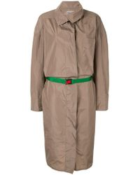 Kolor - Kleid im Trenchcoat-Stil - Lyst