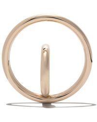 Charlotte Chesnais - Saturn Blow Large Earring - Lyst