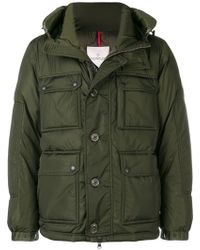 Moncler - Jovet Padded Jacket - Lyst