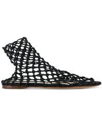 Francesco Russo - Crochet Sandals - Lyst