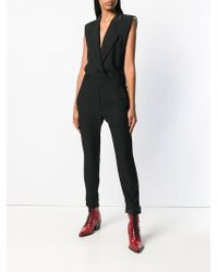8pm - Manray Fitted Jumpsuit - Lyst