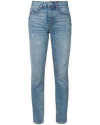 GRLFRND - High-rise Skinny Jeans - Lyst