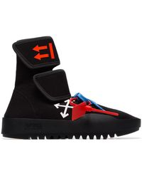 Off-White c/o Virgil Abloh 'Moto' Sneakers