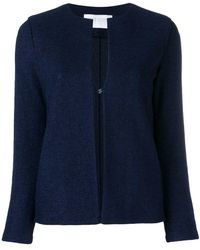 Harris Wharf London - Knitted Jacket - Lyst