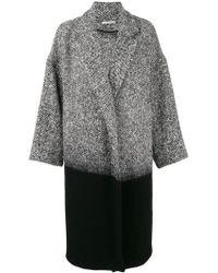 Dusan - Ombré Oversized Coat - Lyst
