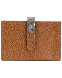 Fabiana Filippi - Embellished Strap Wallets - Lyst