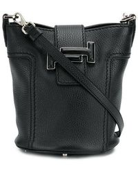Tod's - Double T Bucket Bag - Lyst