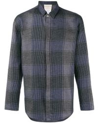 Stephan Schneider - Oversized Check Shirt - Lyst