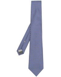 Canali - Printed Tie - Lyst